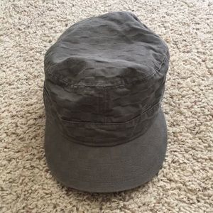 Vans military style hat